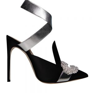Daphne mule band - GIANNICO Italian Luxury Shoes