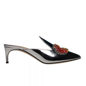 Daphne Kitten Mirror - GIANNICO Italian Luxury Shoes