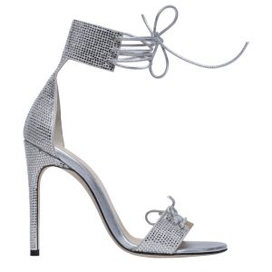 Olivia sandals crystal - GIANNICO Italain Luxury Shoes