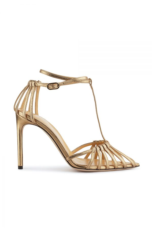 EVE GOLDEN SANDAL