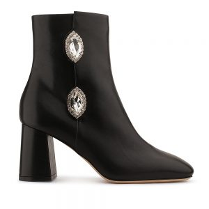 JULIE BOOT VITELLO BLACK