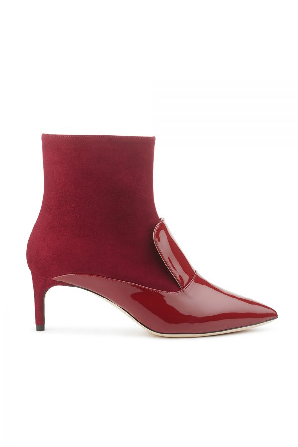 OSCAR BOOT BURGUNDY